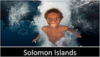 Snorkeling expedition to the Solomon Islands