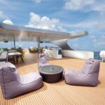 sun deck gaia love - coral triangle adventures